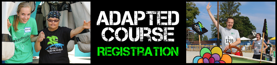 Register for the Adapted Course