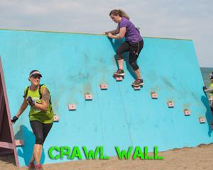 Crawl Wall