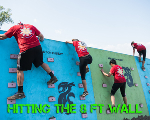 Hitting the 8ft Wall