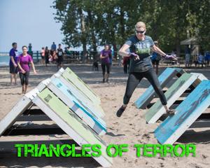 Triangles of Terror