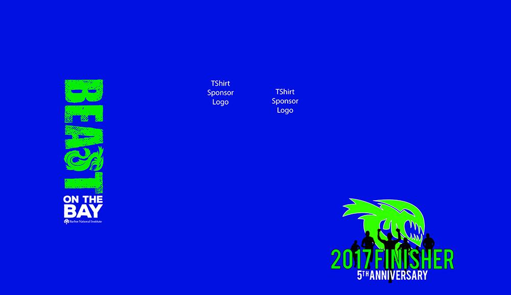 2017 Participant Shirt Design