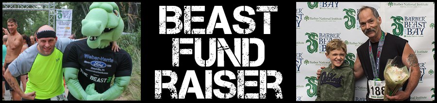 Become a Beast Fundraiser