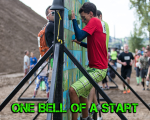 One Bell of a Start