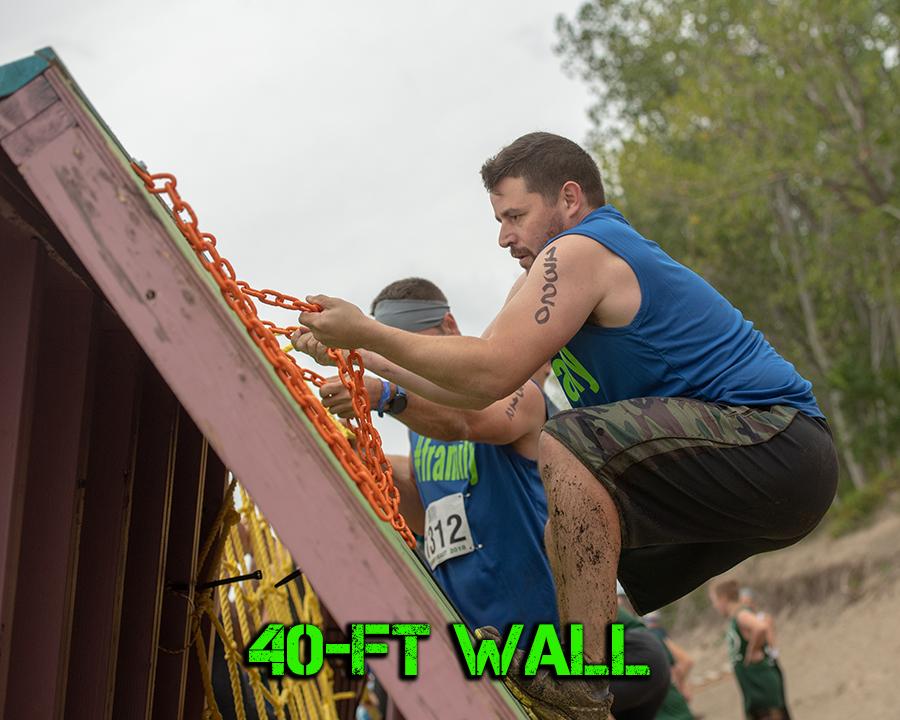 40 Foot Wall