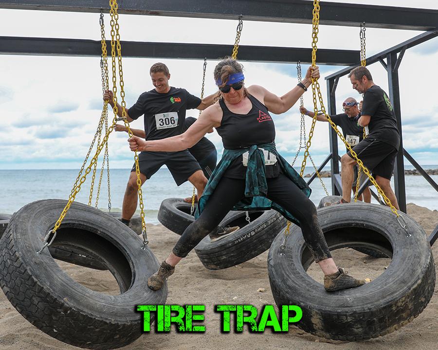 Tire Trap