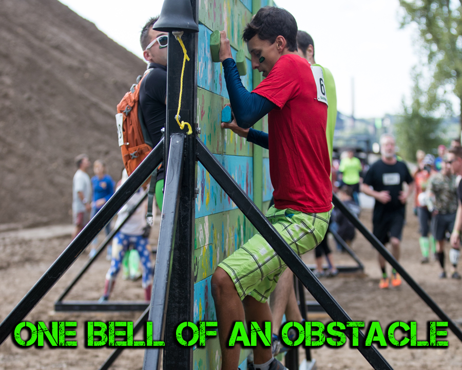 One Bell of An Obstacle