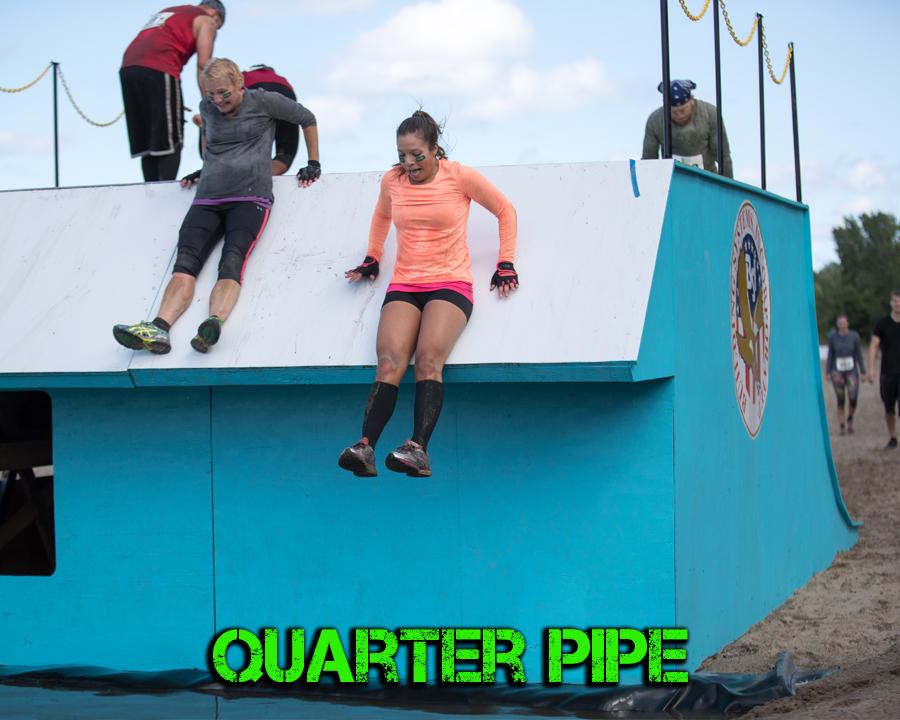 Quarter Pipe