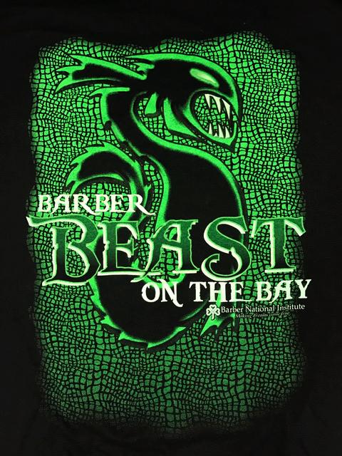 Beast Shirt 2014