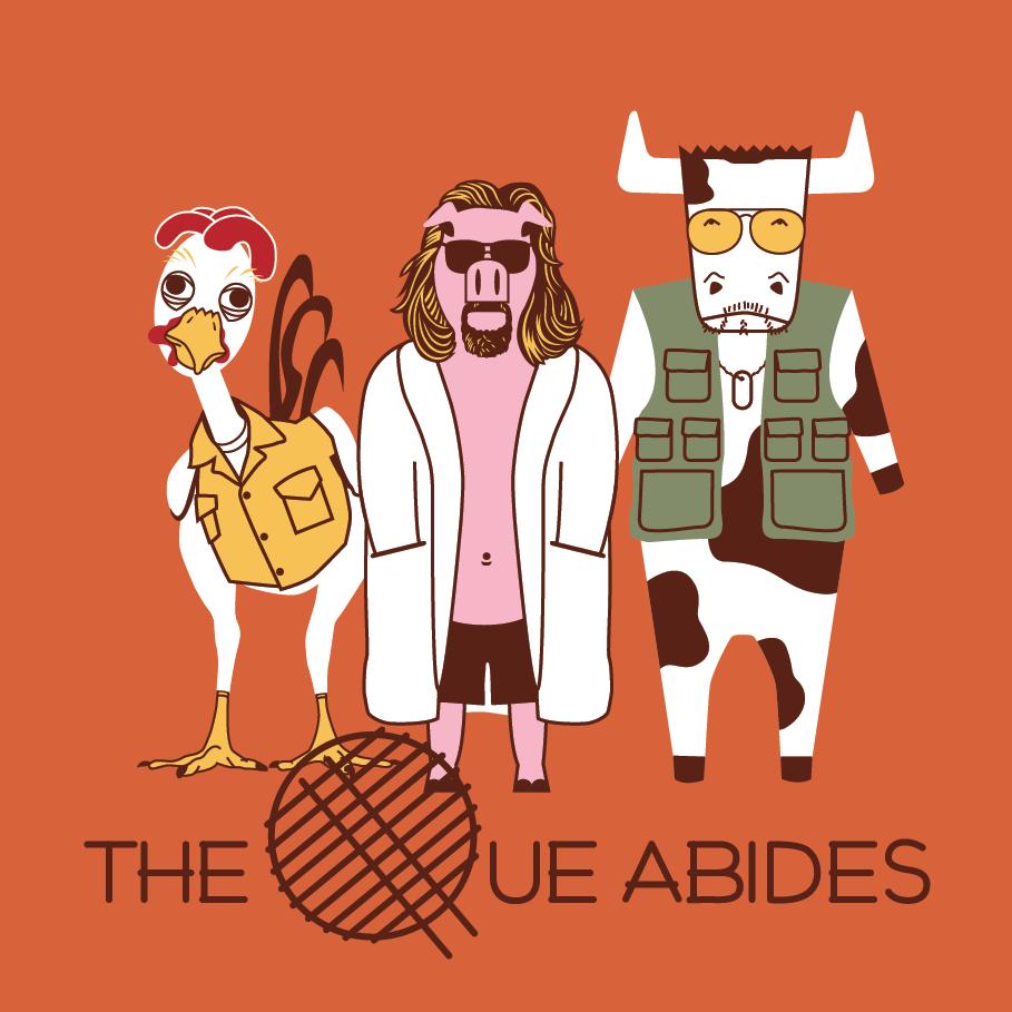 The Que Abides
