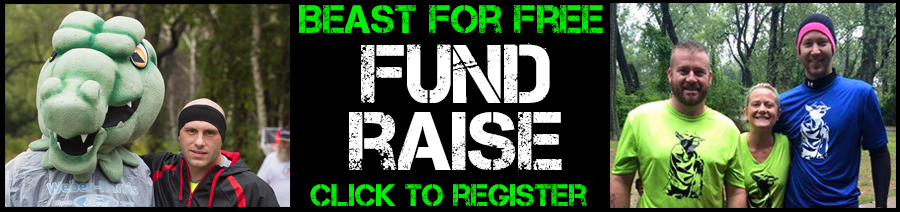 Become a Beast Fundraiser