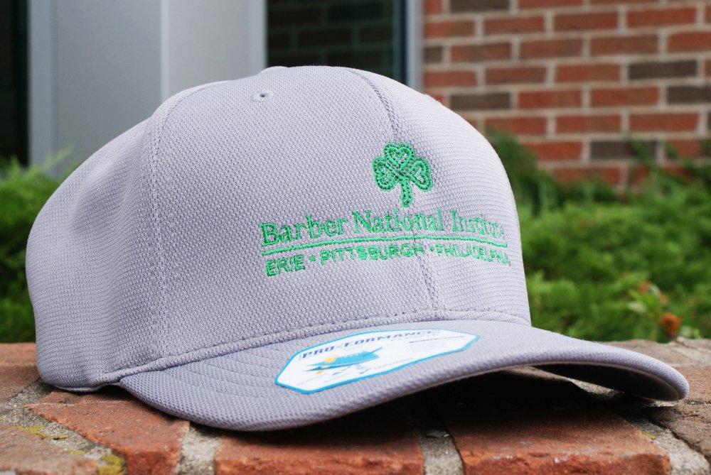 Barber National Institute Flexfit Ball Cap