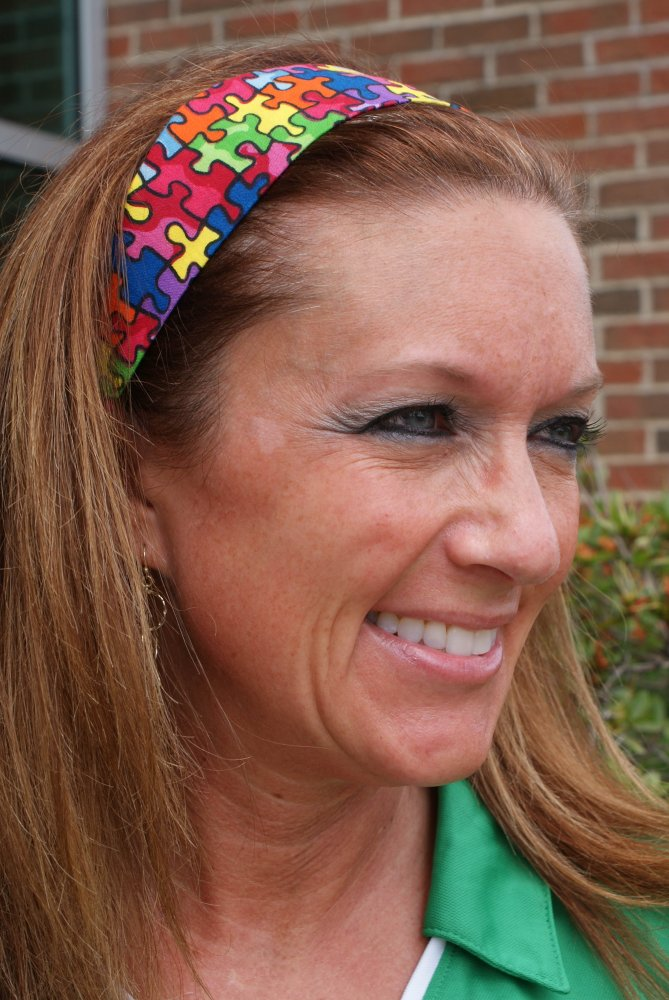 Autism Awareness Headband