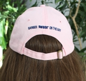 Light Pink Beast Cap