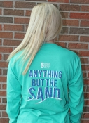 Sand Long Sleeve T-Shirt